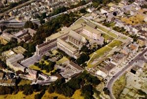 Ancien couvent à Liège